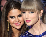 Selena Gomez y Taylor Swift las mas Bellas