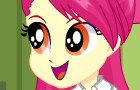 Vestir a Apple Bloom