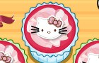 Cupcakes de Hello Kitty