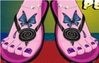 Juego Pedicura de Monster High